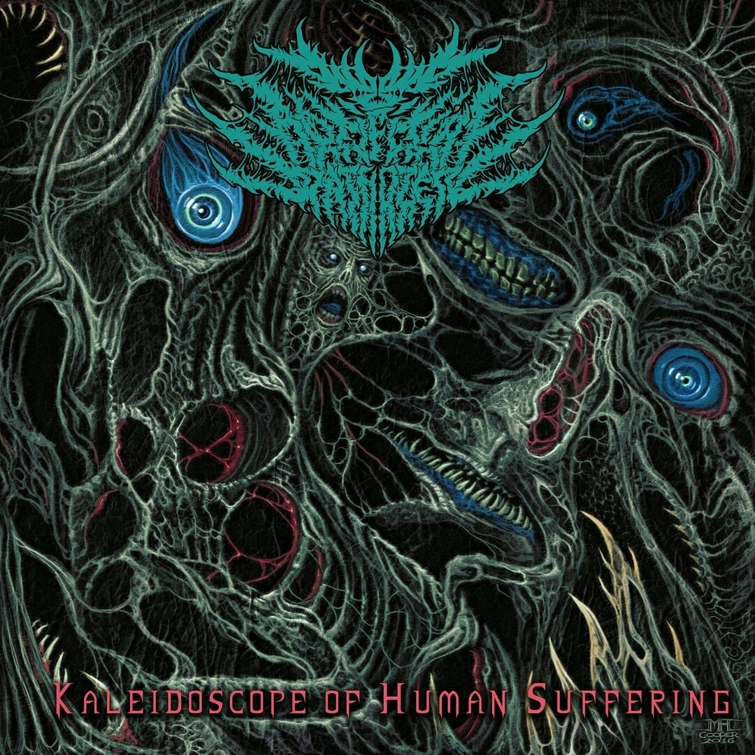 Artificial Pathogen - Kaleidoscope of Human Suffering [EP] (2019)