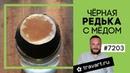 Чёрная редька с мёдом от кашля Профилактика бронхита ТРАВАРТ Животворец Андрей Протопопов