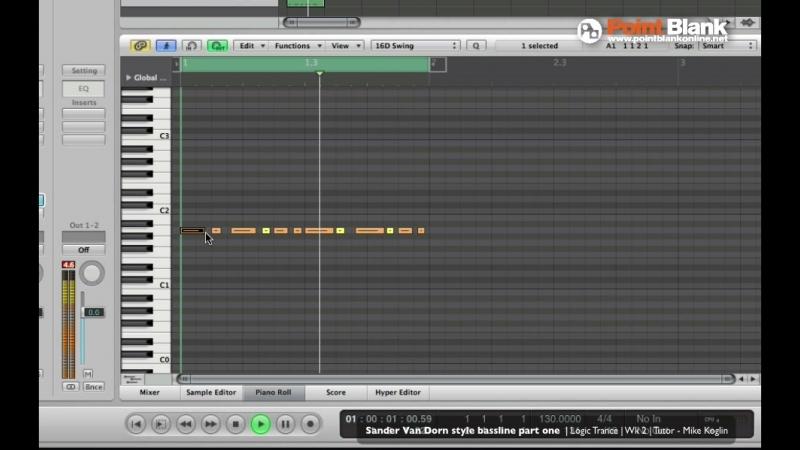 19 SVD bassline part one