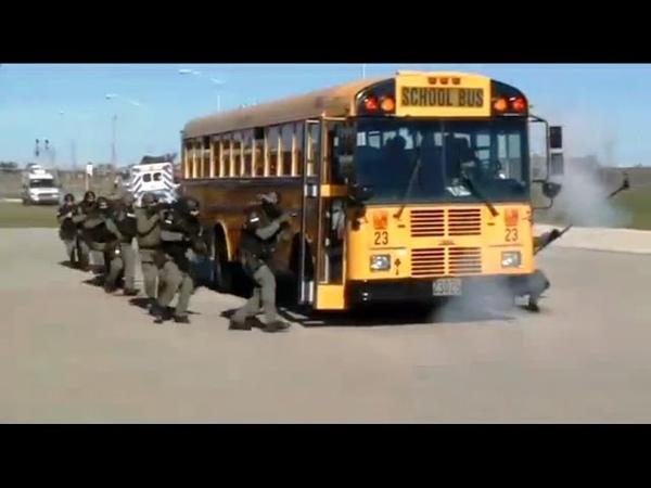 School Transportation Security Awareness 'Hijacking