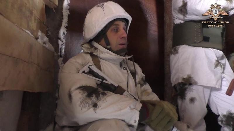 Сапёры ВСУ подорвались на своих минах видеофиксация