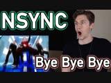 N SYNC - Bye Bye Bye