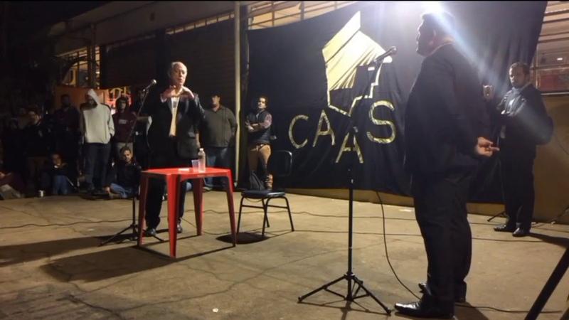 Ciro Gomes critica a elite Venezuela e o imperialismos norte americano na crise na Venezuela