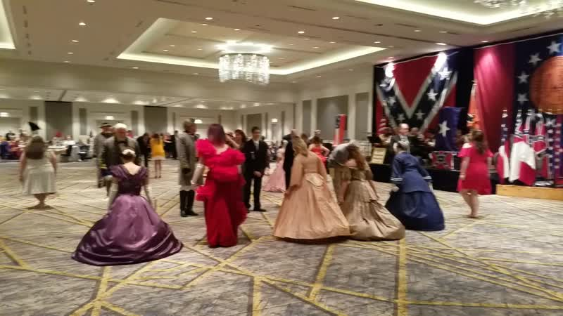 SCV National Convention Grand ball