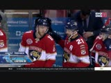 Mic'd up Vincent Trocheck shows his passion for the game in the Panthers' huge win over the Sharks!