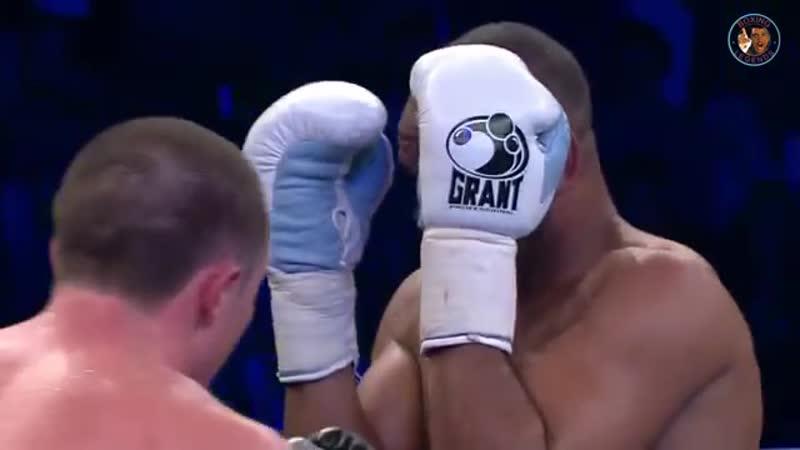 Roy Jones Jr vs Denis Lebedev (Highlights) (MosCatalogue.net)
