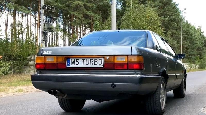 Audi 200 20v quattro 450hp 508Nm SLG