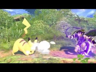 08: Pikachu – Super Smash Bros. Ultimate