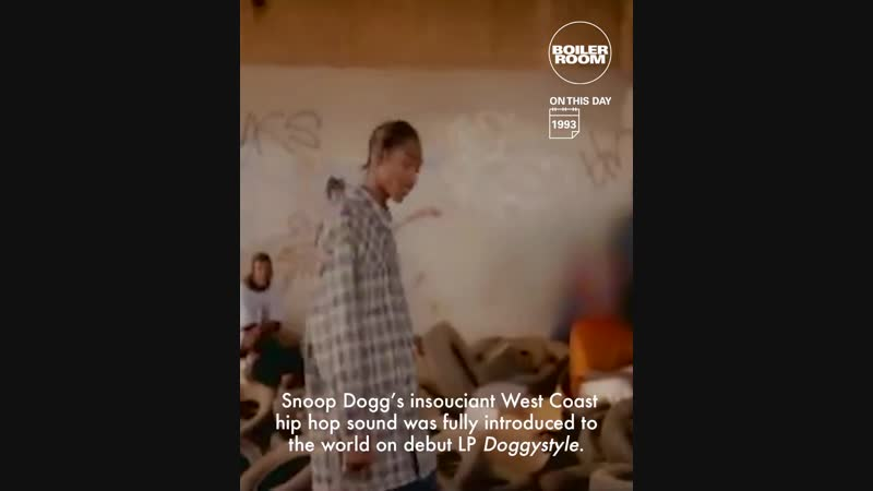 Boiler Room On This Day | Snoop Dogg - Doggystyle