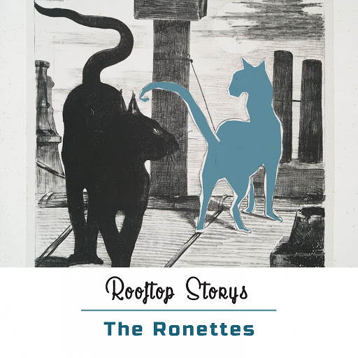 The Ronettes альбом Rooftop Storys
