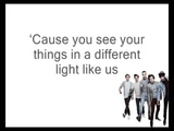 YOU &amp I - ONE DIRECTION LYRIC