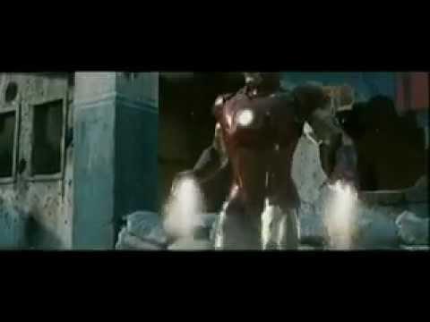 железный человек - Iron man клип.avi