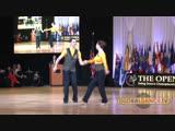 Pavel &Marina|The Open 2018 Swing Dance Championships Лос-Анджелес, Калифорния
