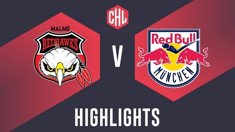 Highlights Malmö Redhawks vs. Red Bull Munich