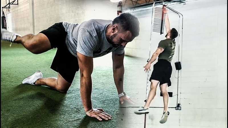 5 minute Hip Activation for Jumping and Sprinting