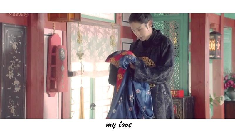 [FMV] Scarlet Heart Ryeo - My love | Wang So x Hae Soo