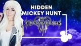 HIDDEN MICKEY HUNT PT. 1 KINGDOM HEARTS 3 RIKU COSPLAY Lindsay Elyse