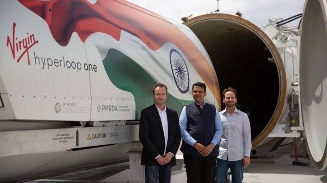 Первый в мире Hyperloop свяжет индийские города Мумбаи и Пуну