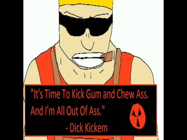 It's Time to Kick Gum and Chew Ass