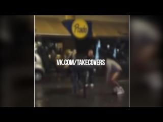 TAKE COVER (175) Лучшие уличные драки (xxxtentacion - king (mfrmx))