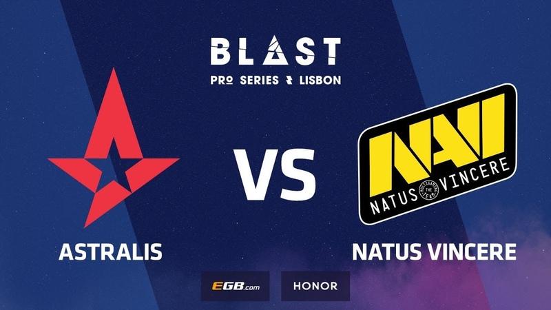 Astralis vs Natus Vincere, map 2 Cache, Grand Final, BLAST Pro Series Lisbon 2018
