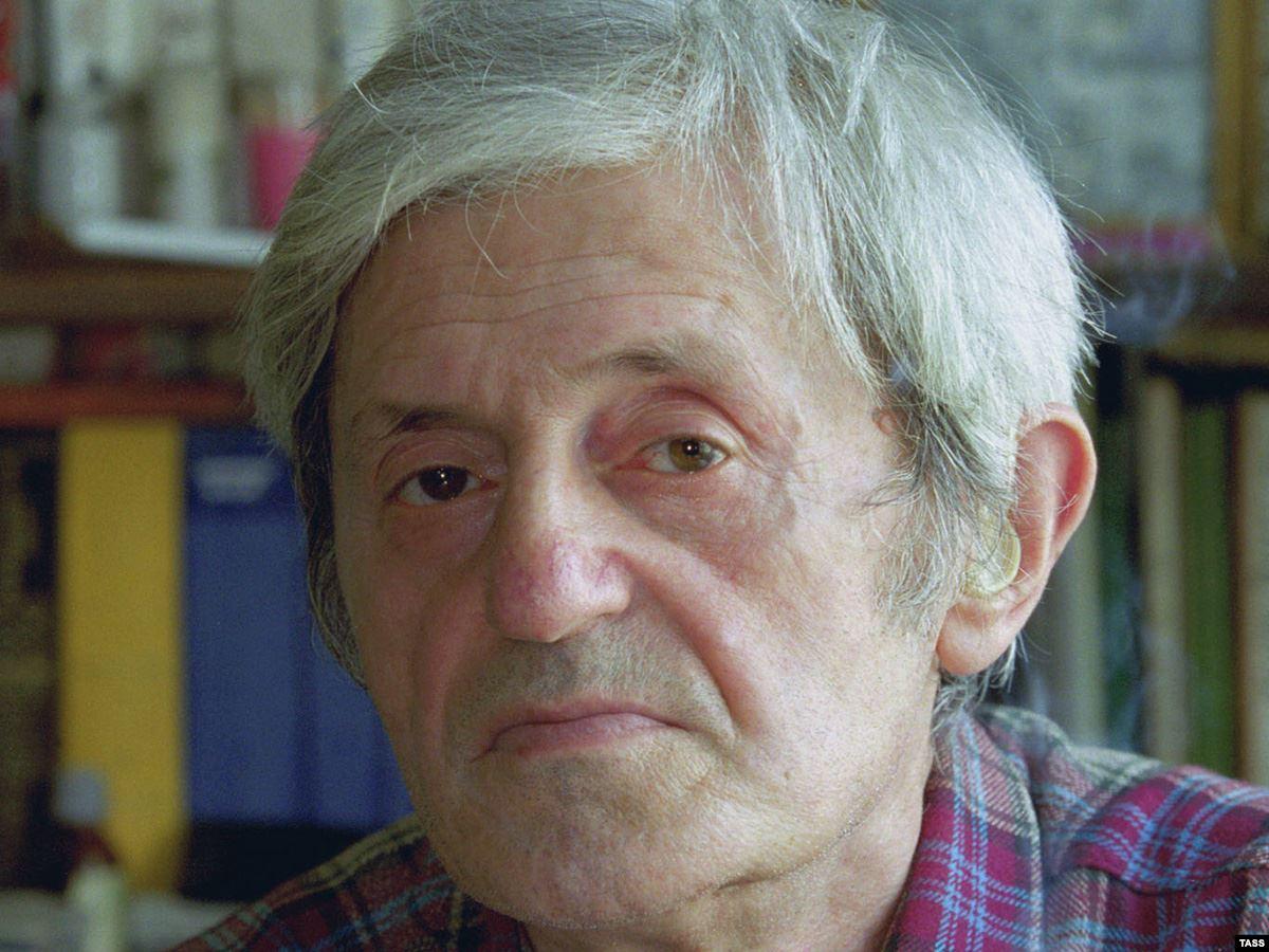 Умер поэт Виктор Соснора