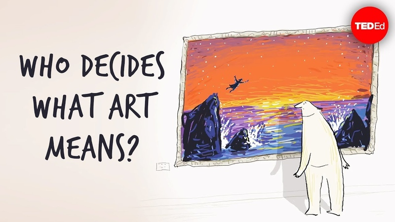 Who decides what art means? | Hayley Levitt