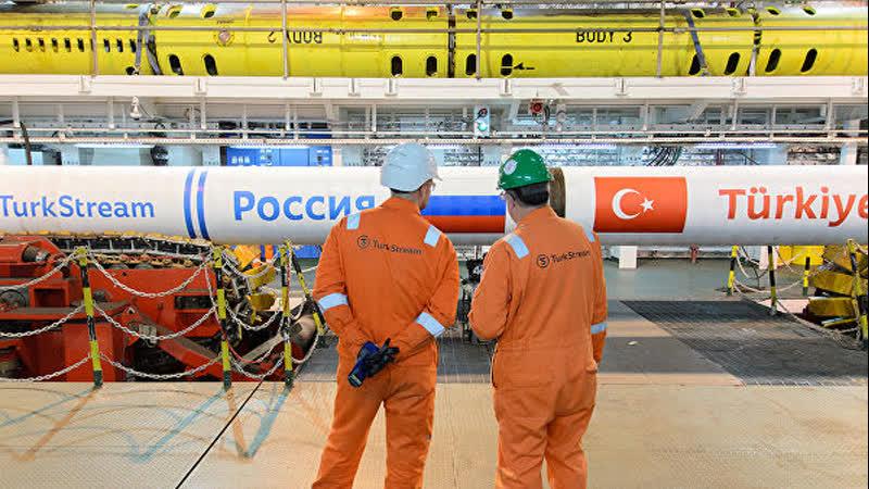 Д. Лекух. Русский газ и европейская зона компетенции. Отклонения в пределах нормы