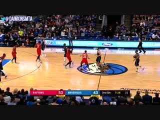 Luka Doncic Triple-Double 2019.01.27 Mavs vs Raptors - 35-12-10!