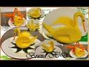 Amazing Bird Cutting from Pumpkin, Carrot and Black Peppercorn   Brand HD