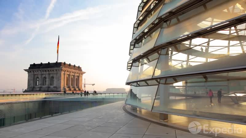 Берлин - Германия - Berlin - Germany - Vacation Travel Guide - Expedia