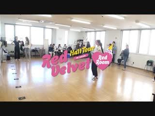 """Red velvet 1st concert """"red room"""" in japan documentary film"""