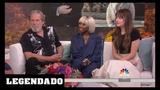 LEGENDADO Dakota Johnson, Jeff Bridges e Cynthia Erivo - Today