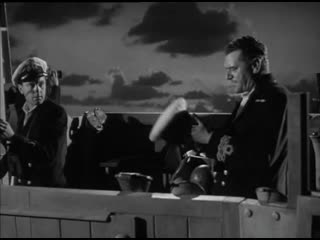 Жестокое море / The Cruel Sea / 1953. Режиссер: Чарльз Френд