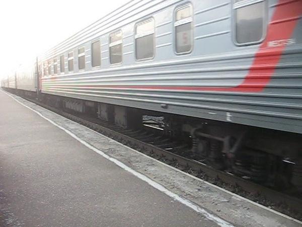 отправление пезда Абакан Москва