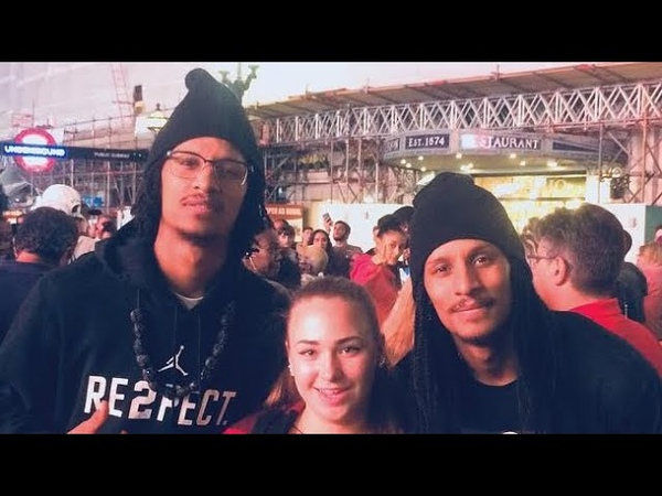 Les Twins back at Piccadilly Circus | Street Dance | London | Tuesday 14 August 2018