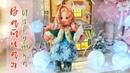 Новогодняя Игрушка из Ваты 🎄 Ватная игрушка СВОИМИ РУКАМИ 🎅 Кукла из ваты МК