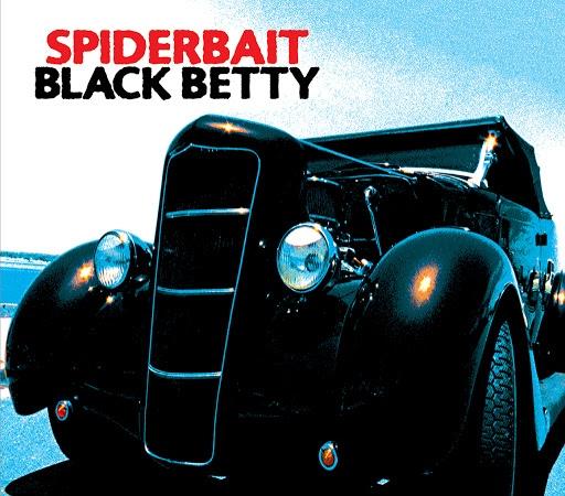 Spiderbait альбом Black Betty (Int'l except for UK/EIRE/USA/AUST)