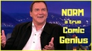 Norm Macdonald is the Most UNDERRATED COMEDIAN
