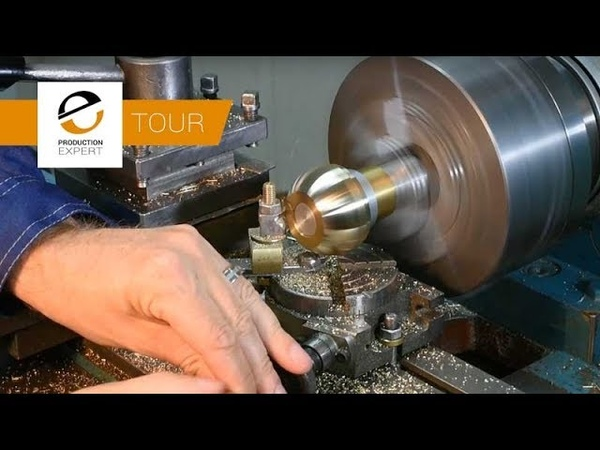 A Tour Of The Soyuz Microphone Factory - Part 1 - Heavy Lifting