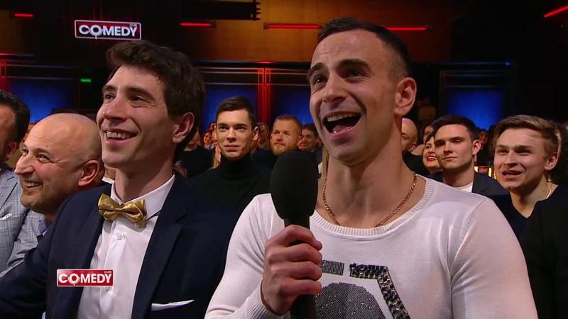 Андрей Лобков в Comedy Club (08.03.2019)