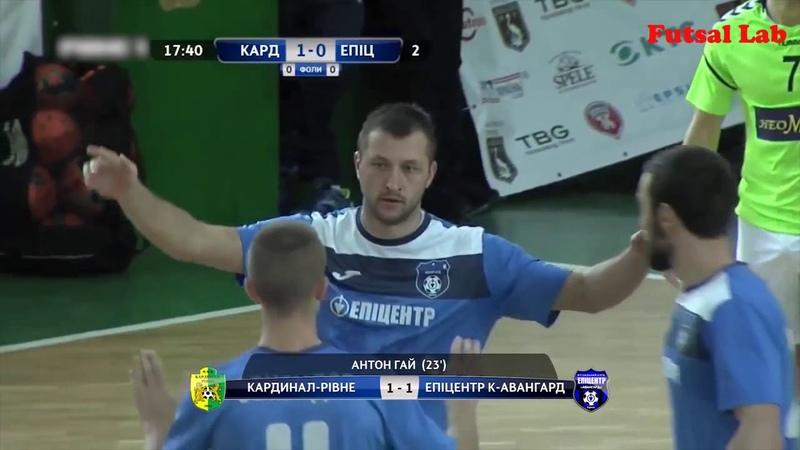 ТОП-25 голов украинского футзала | TOP-25 ukrainian futsal goals