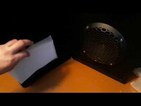LOUD BASS домашняя аудио система на компонентах deaf bonce анонс