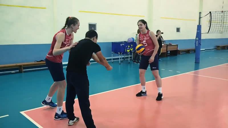 Тренировка «Самрау-УГНТУ»