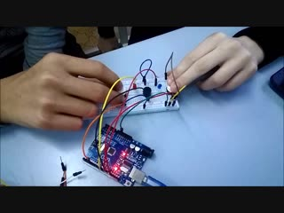 Ковбойские бои на Arduino