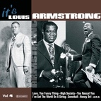 Louis Armstrong альбом Louis Armstrong - It's Louis Armstrong Vol. 4