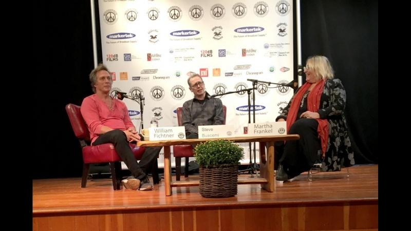 Woodstock Film Festival Actors Dialogue