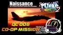 Naissance QC 008 Cheatsheet CO-OP MISSION PUMP IT UP FIESTA 2 MISSION ZONE ✔