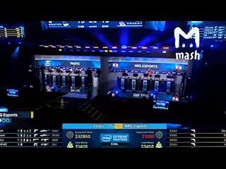 Зрители на трибунах турнира по CS:GO в Сиднее
