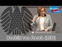 Beatrix von Storch (AfD): Die Babymörder-Fraktion der Jusos, Pau mahnt (13.12.2018)